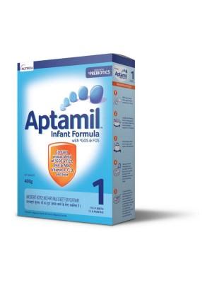 Danone Aptamil Infant Formula 400 gm