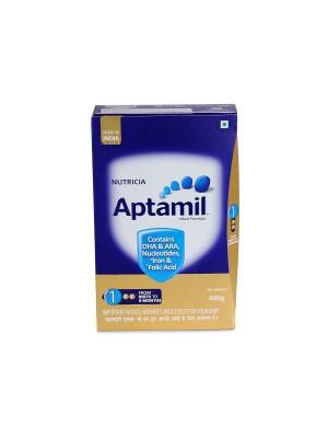 Danone Aptamil Preterm Powder For Premature Babies 400 gm