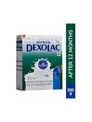Danone Dexolac Stage 3 Infant Formula 500 gm