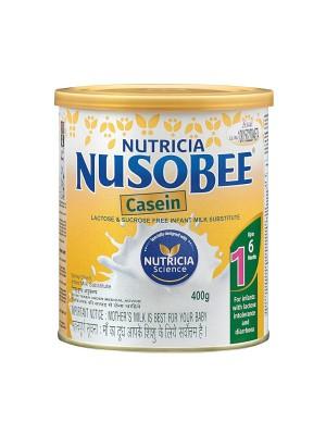 Danone Dexolac Nusobee Casein Infant Milk Substitute (Stage 1) (400 gm, Upto 6 Months)