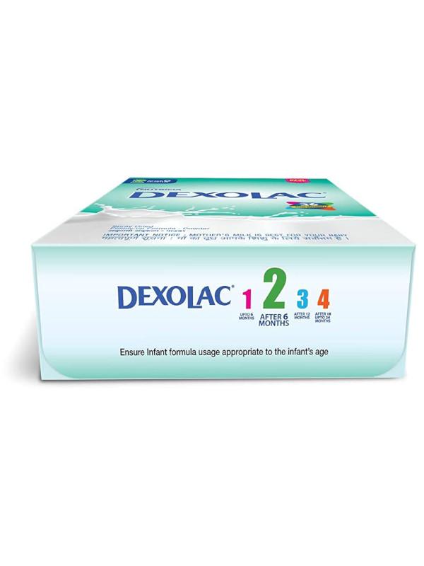Danone Dexolac Stage 2 Infant Formula 500 gm