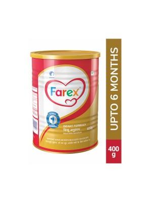 Danone Farex Stage 1 Infant Formula 400 gm