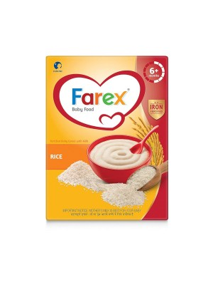 Danone Farex Rice Baby Food 300 gm