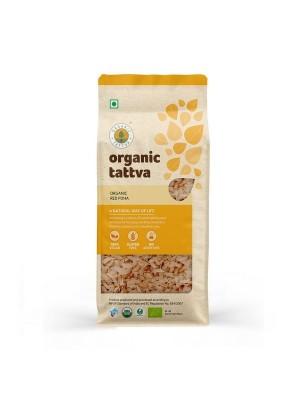 Organic Tattva Organic Red Poha 500 gm