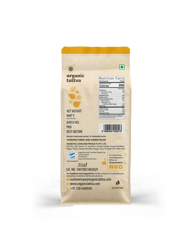 Organic Tattva Organic Poha 500 gm