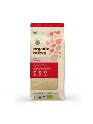 Organic Tattva Organic Brown Suji 500 gm