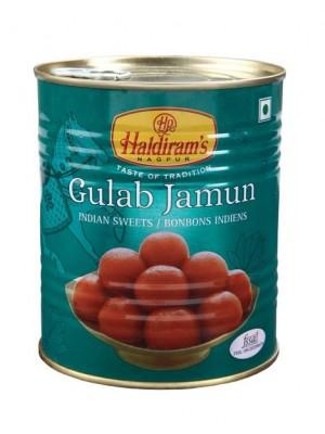 Haldiram's Gulab Jamun 500 gm Easy Open