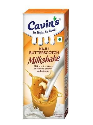 Cavin's Kaju Butterscotch Milkshake 180ml