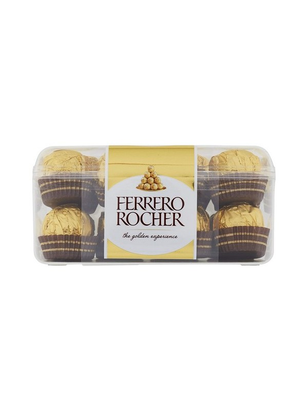 Ferrero Rocher Chocolates 16 Pieces 200 gm