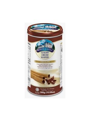 White Castle Cream Wafer Choclate (300 gm)