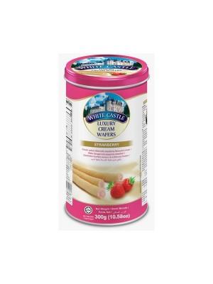 White Castle Cream Wafer Strawberry (300 gm)