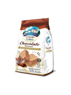 White Castle Cubes Choclate (112.5 gm)
