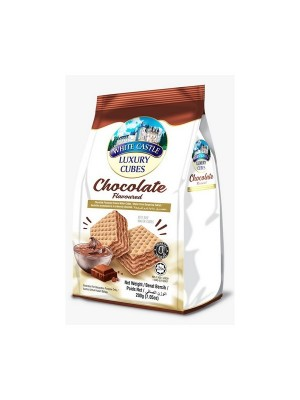 White Castle Cubes Choclate (250 gm)