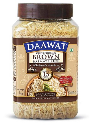 Daawat Brown Basmati Rice 1 kg