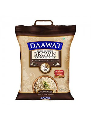 Daawat Brown Basmati Rice 5 kg