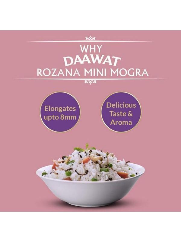 Daawat Mini Mogra Basmati Rice 10 kg