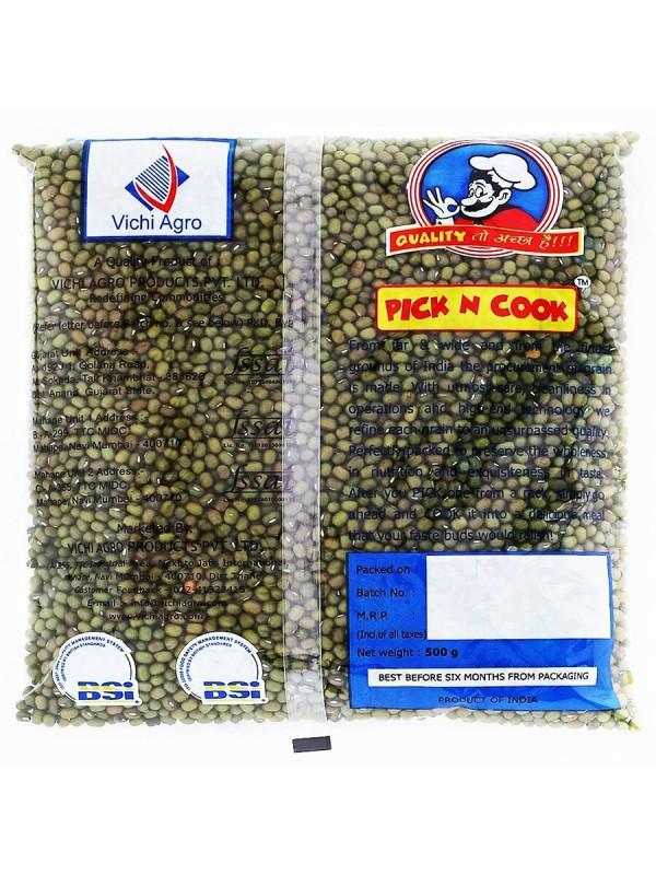 PNC Moong Whole Regular 500 gm