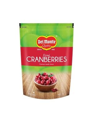 Del Monte Dried Cranberries 130 gm
