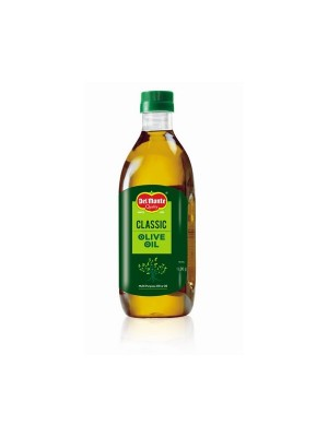 Del Monte Light Olive Oil Pet Bottle 1 ltr