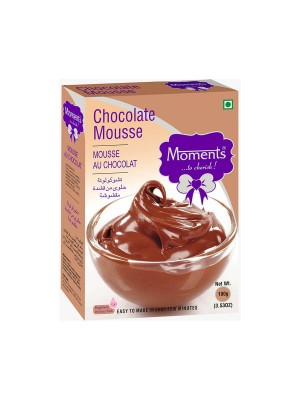 Moments Chocolate Mousse 100 gm