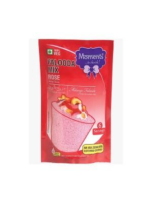 Moments Falooda Mix Rose 200 gm