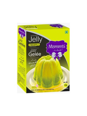 Moments Jelly Crystal Pinapple 100 gm