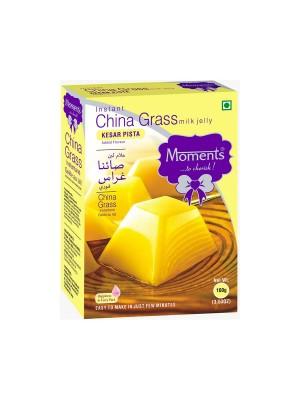Moments Instant China Grass Kesarpista 100 gm