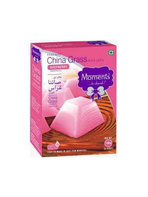 Moments Instant China Grass Raspberry 100 gm