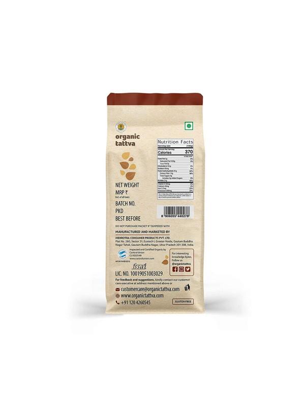 Organic Tattva Organic Besan 500 gm