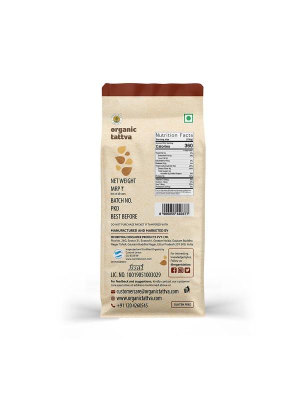 Organic Tattva Organic Ragi Flour 500 gm