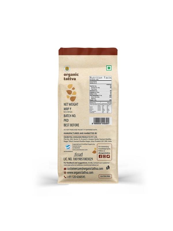 Organic Tattva Organic Bajra Flour 500 gm