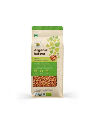 Organic Tattva Organic Peanuts 500 gm