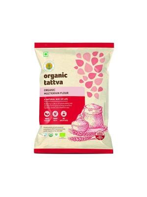 Organic Tattva Organic Multigrain Flour 1 kg