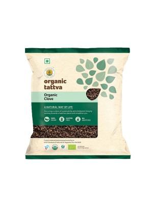 Organic Tattva Organic Cloves 50 gm