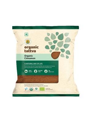 Organic Tattva Organic Cinnamon 50 gm