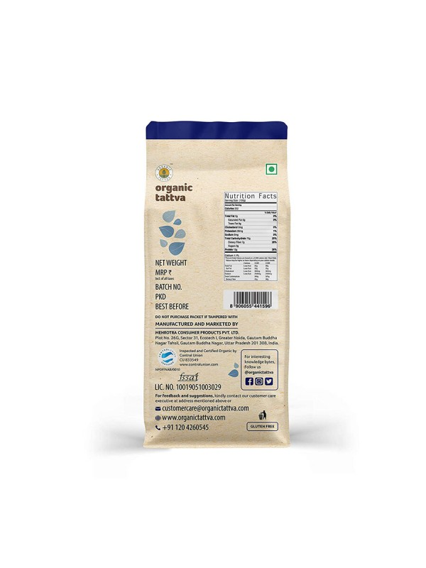 Organic Tattva Organic Idli Rice 1 kg
