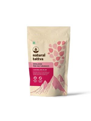 Natural Tattva Himalayan Pink Salt Granules 500 gm