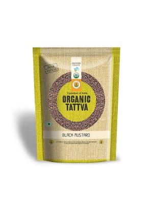 Organic Tattva Organic Black Mustard 100 gm