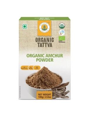 Organic Tattva Organic Amchur (Dry Mango) Powder 100 gm
