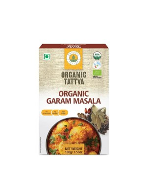 Organic Tattva Organic Garam Masala 100 gm