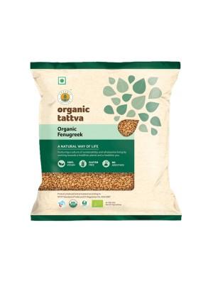Organic Tattva Organic Fenugreek 100 gm
