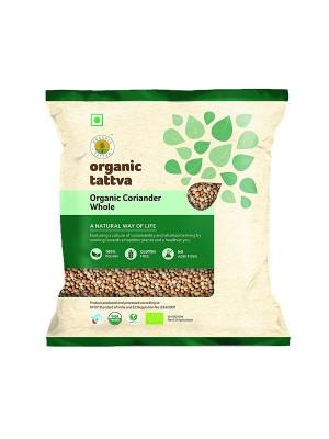 Organic Tattva Organic Coriander Whole 100 gm