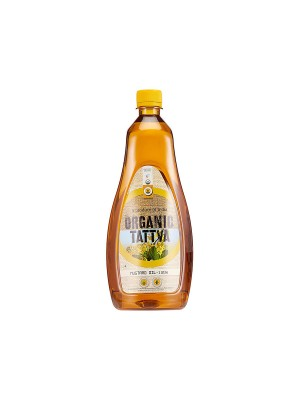 Organic Tattva Organic Mustard Oil 1 ltr