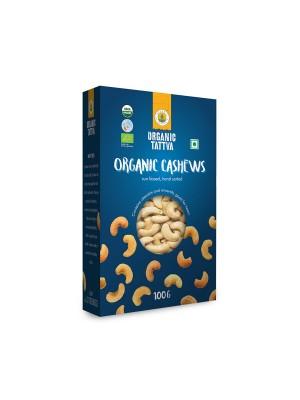 Organic Tattva Organic Cashews 100 gm