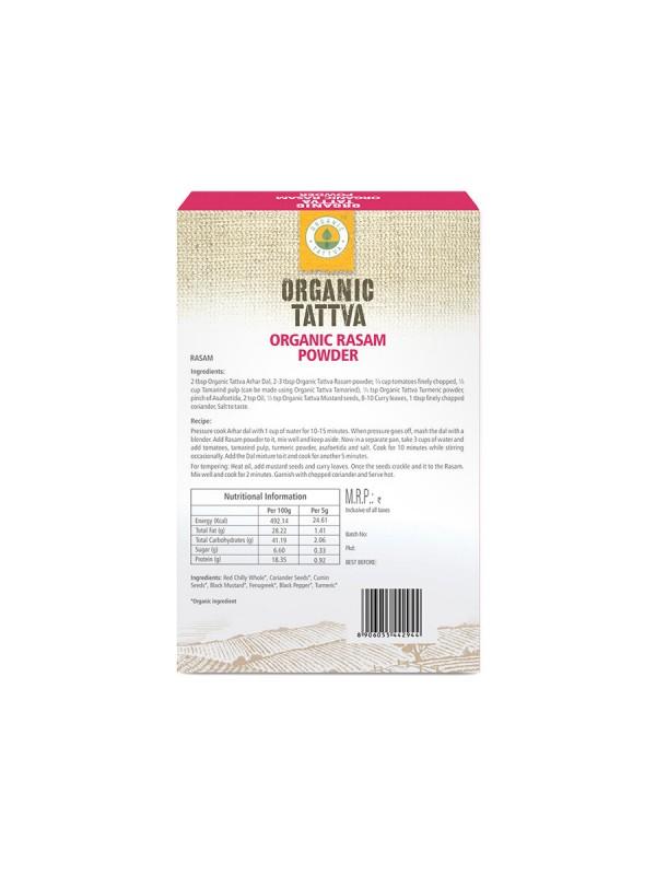 Organic Tattva Organic Rasam Powder 100 gm