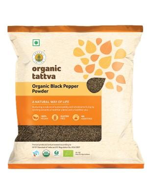 Organic Tattva Organic Black Pepper Powder 100 gm
