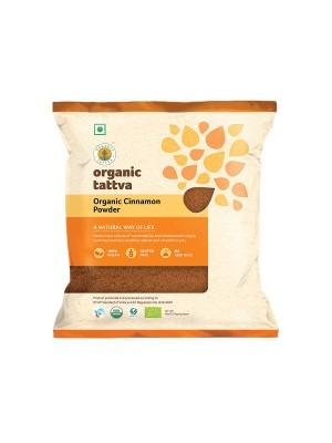 Organic Tattva Organic Cinnamon Powder 100 gm