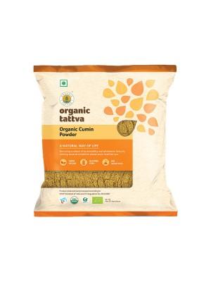 Organic Tattva Organic Cumin Powder 100 gm
