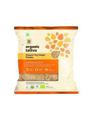 Organic Tattva Organic Dry Ginger Powder 50 gm