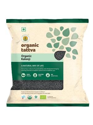 Organic Tattva Organic Kalonji 100 gm